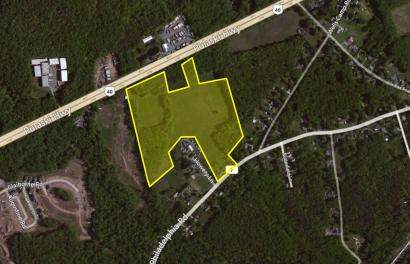 34-acre tract in Cecil County