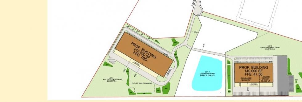 Trimble Road Site Plan