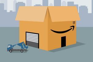 Prime Real Estate: Amazon is driving the majority of Maryland's commercial real estate deals